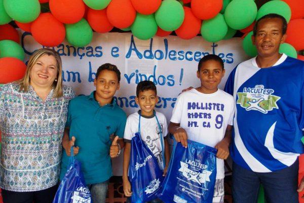 Festa Dia das Crianças no Núcleo Marincek