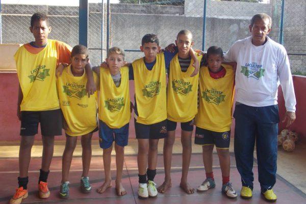 Álbum Futsal e Recreação Núcleo Marincek