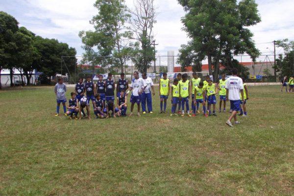 Peneira realizada dia 14/2 – Campo Interlagos