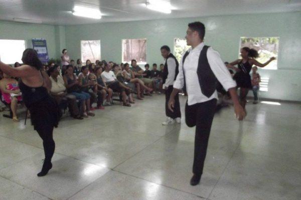 Projeto Danças Urbanas com inscrição aberta.