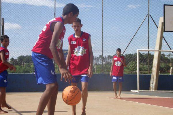 Festival de basquete Jardim Paiva