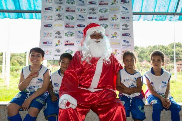 Galeria 2 – Natal dos atletas Lacultesp