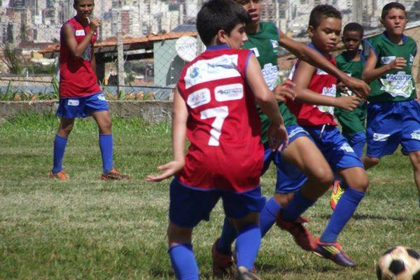 Quatro peneiras – 500 inscritos e atletas selecionados